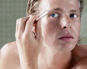 How to Give Your Man a Makeover: Brows
